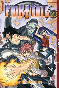"Afficher ""Fairy tail n° 23 Fairy Tail"""
