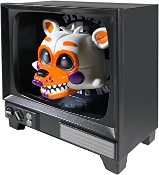 Funko - Figurine Five Nights at Freddys Sister Location - Lolbit Fall Convention 2017 Pop 10cm - 0889698208932: Amazon.es: Juguetes y juegos