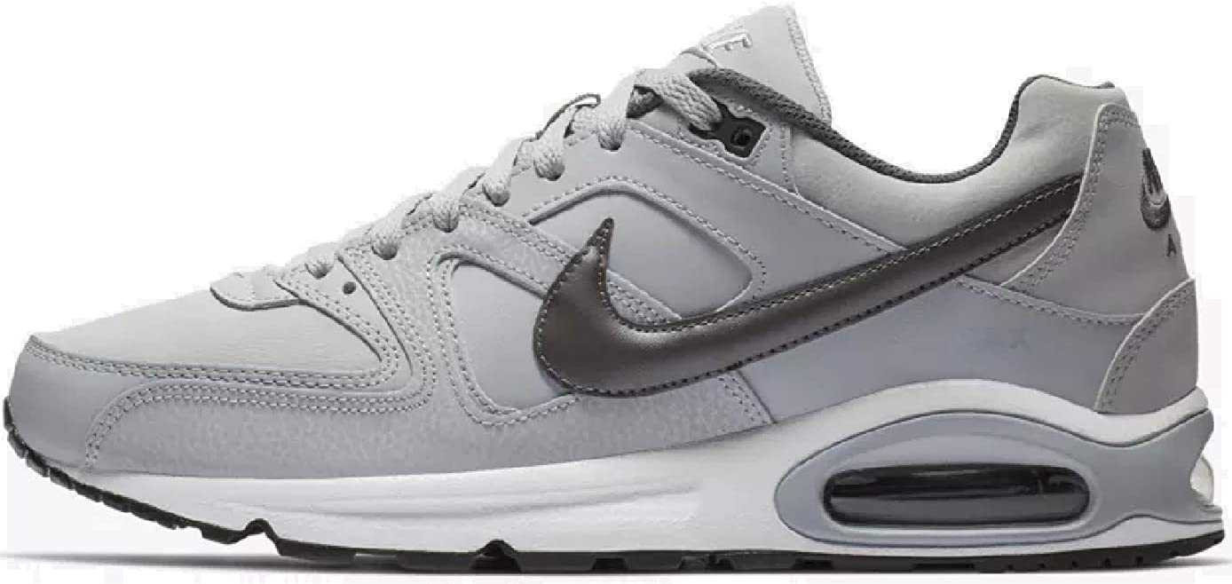 Nike Air Max Command Leather, Zapatillas de Running para Hombre
