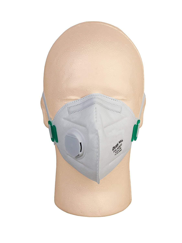 - Dust Benehal Respirator Approved Pneumaticplus Mask Niosh N95