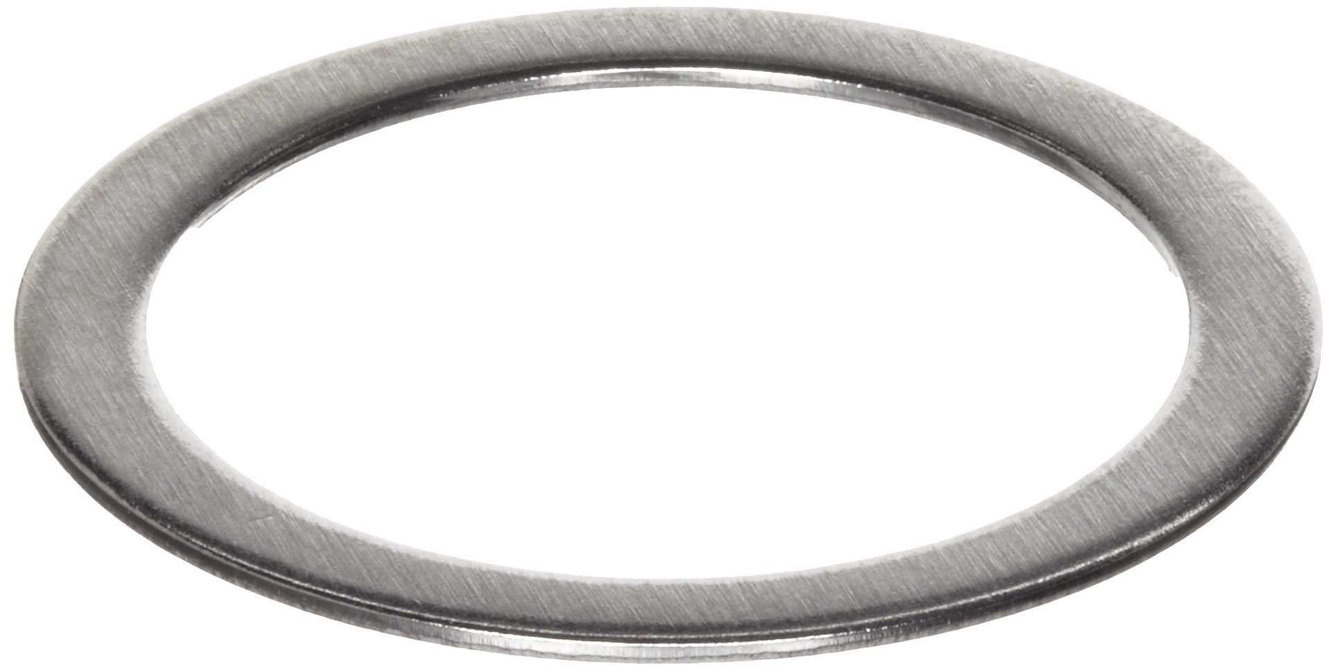 18-8 Stainless Steel Round Shim, Unpolished