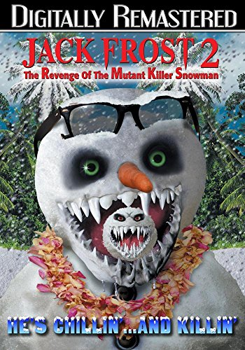 Jack Frost 2: Revenge of the Mutant Killer Snowman - Digitally Remastered (Frost Dvd)