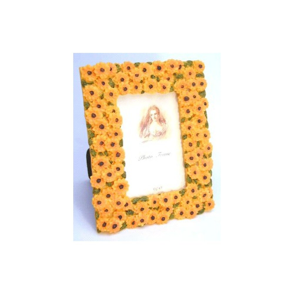 Amazon.de: HAB & GUT -FR-so- Bilderrahmen Sonnenblume ...