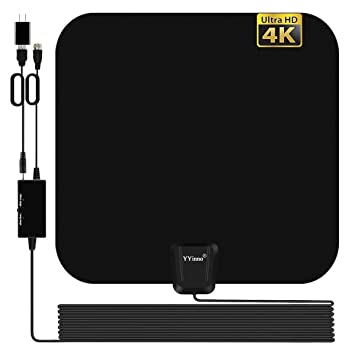 Review TV Antenna Indoor Amplified