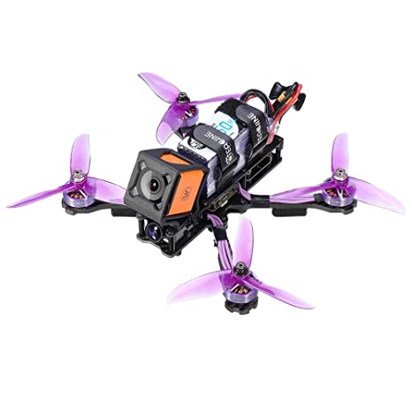 Qnlly Wizard X220HV 6S FPV Racing RC Drone PNP con F4 OSD 45A 40CH ...
