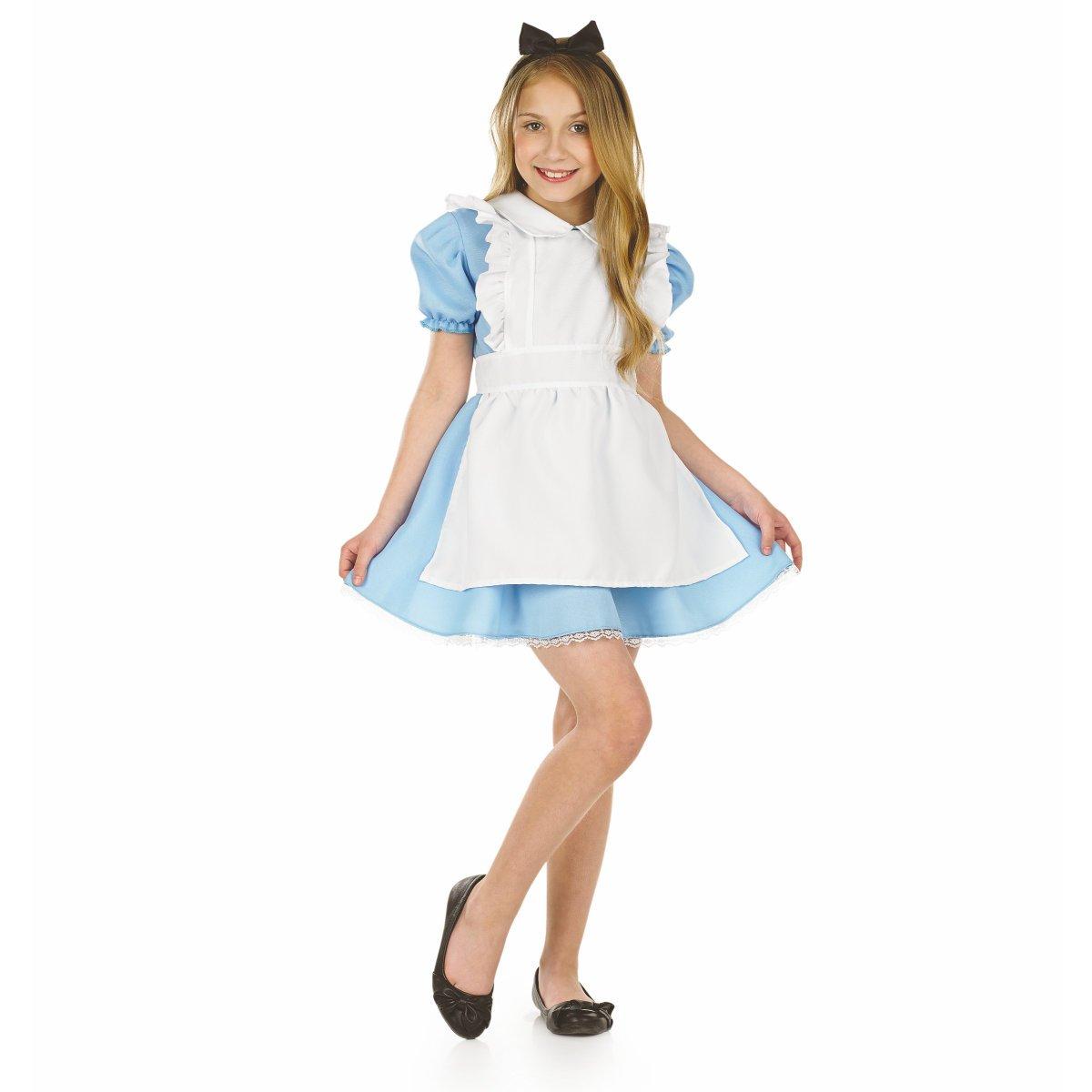 Amazon.com Fun Shack Child Traditional Alice Costume - Age 8 - 10 Yrs (l) Home Improvement  sc 1 st  Amazon.com & Amazon.com: Fun Shack Child Traditional Alice Costume - Age 8 - 10 ...
