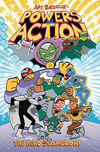 Book Cover: Powers in Action Volume 1