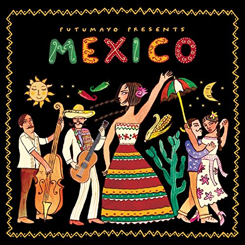 VA - Putumayo Presents Mexico - ES - REISSUE - CD - FLAC - 2016 - NBFLAC Download