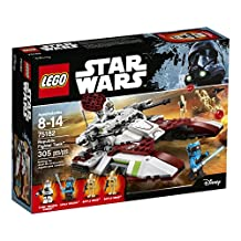 LEGO 6175753 Star Wars Republic Fighter Tank 75182 Building Kit