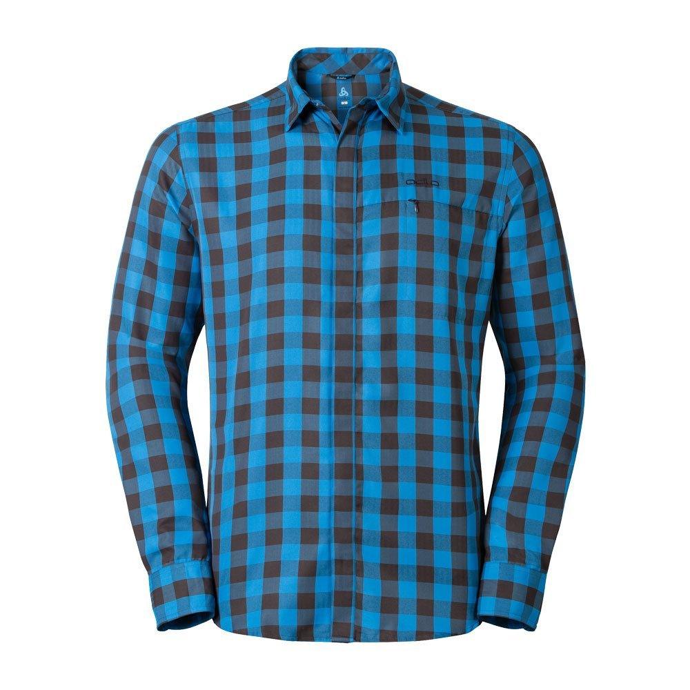 Odlo Herren Hemd Shirt l/s MEADOW