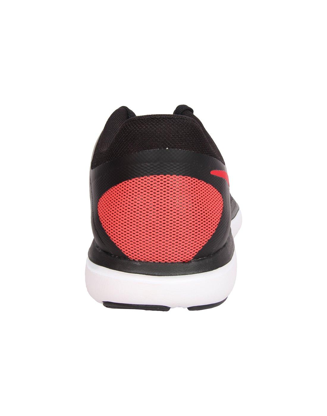 NIKE Men's Flex 2014 RN Running Shoe B01CITM7G0 Glow/White 13 D(M) US|Black/University Red/Ember Glow/White B01CITM7G0 983047