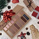 Best Pro Eyeshadow Palette Makeup - Matte Shimmer