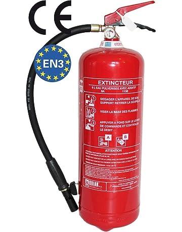 Extintor 6 kg polvo CE Neuf 2017
