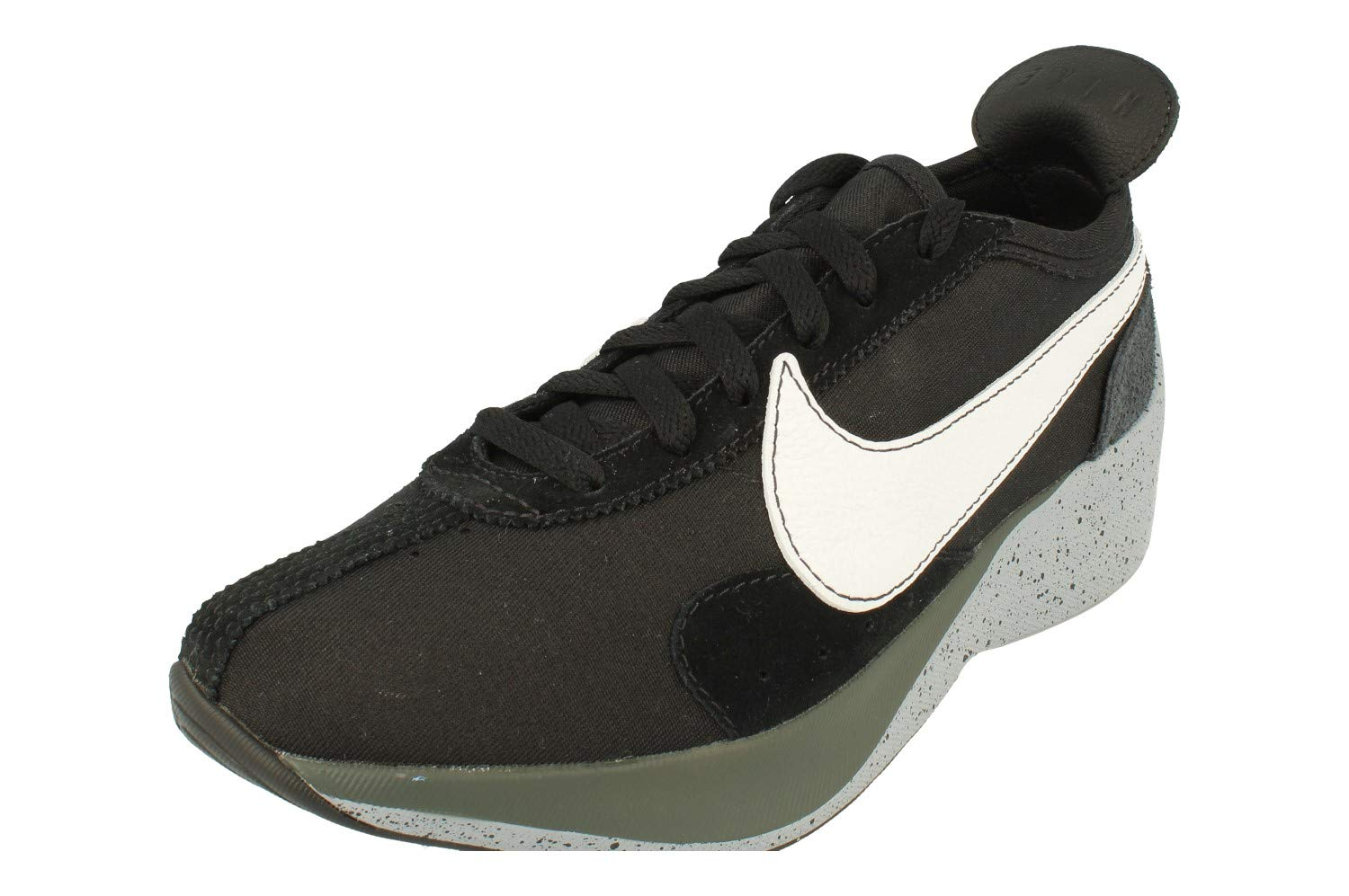 Black White-Wolf Grey Nike Men's Air Max 90 Essential Running shoes