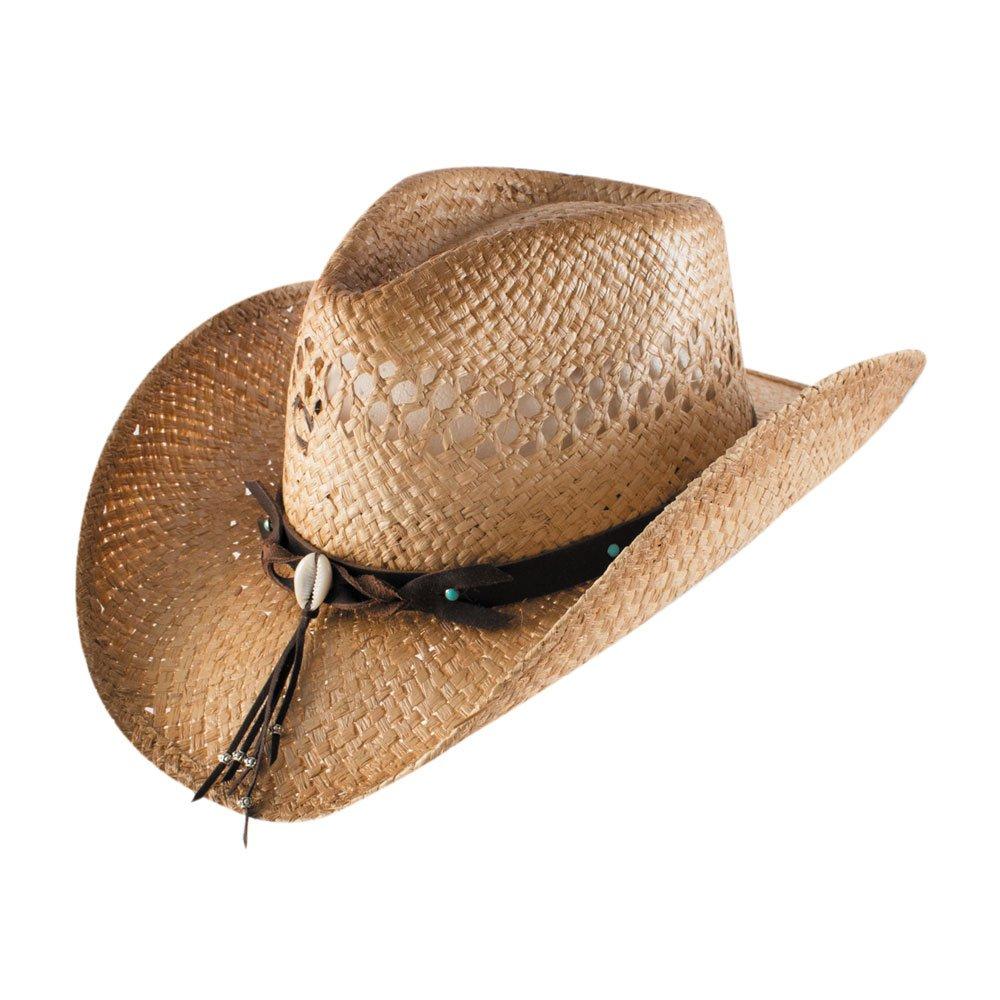 Charlie 1 Horse Akumal Straw Hat