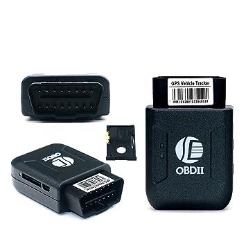 Autool GPS Track herramienta modelo TK206 coche OBDII interfaz de localizador GPS Tracker con Geo-