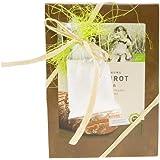 Brot und Salz traditionelles Geschenk für Einzug Umzug Einweihung 500 g Backmischung 50 g Meersalz