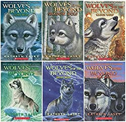 Wolves Of The Beyond Series Complete Set (Books 1-6) : Lone Wolf / Shadow Wolf / Watch Wolf / Spirit Wolf / Frost Wolf / Star Wolf