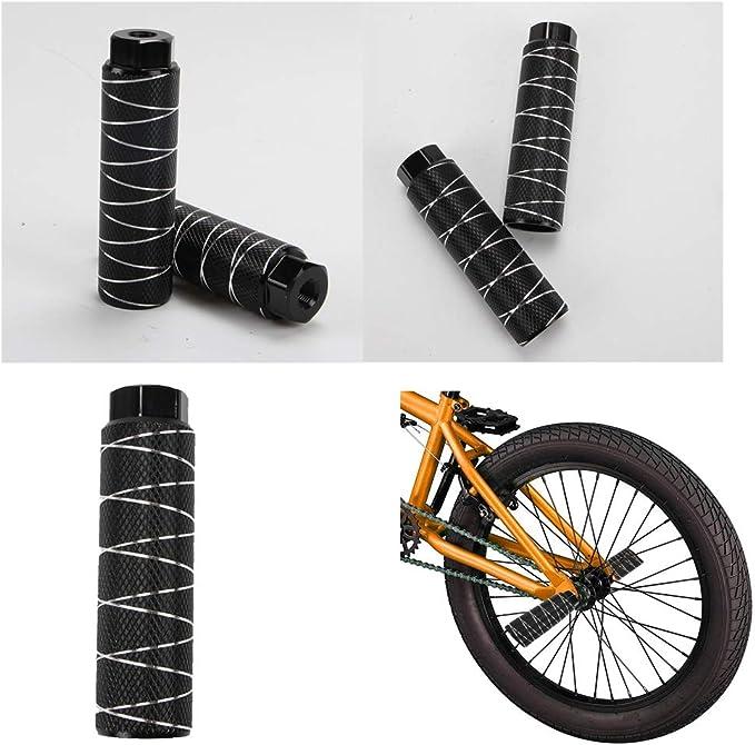 KOOBOOK 2Pcs Aluminum Alloy <b>Bike Pegs</b> BMX Pedals <b>Mountain</b> ...