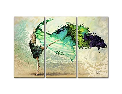 Butterfly Wall Art Painted