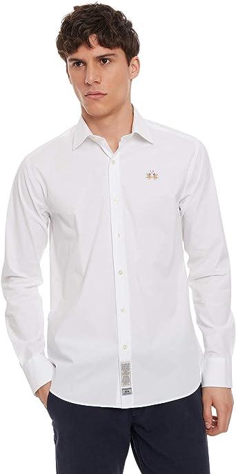 La Martina Camisa Casual para Hombre: Amazon.es: Ropa y accesorios