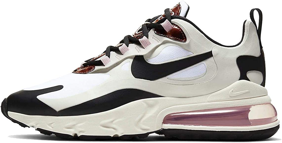 Amazon Com Nike Air Max 270 React 2 Women S Road Running