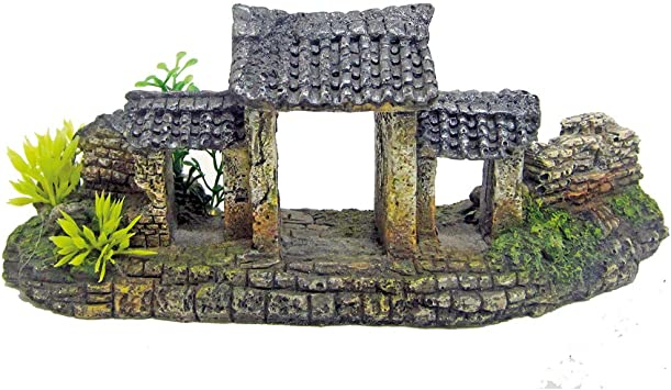 Amtra A8011659 Puerta de Jap/ón del Templo M