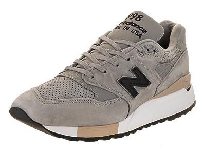 New Balance 998 M998DPHO Made in USA Sneaker LTD schwarz
