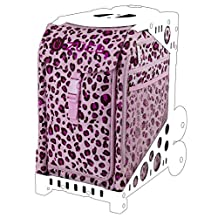 Zuca insert bag - INSERT ONLY- NO FRAME (Pink Leopard)