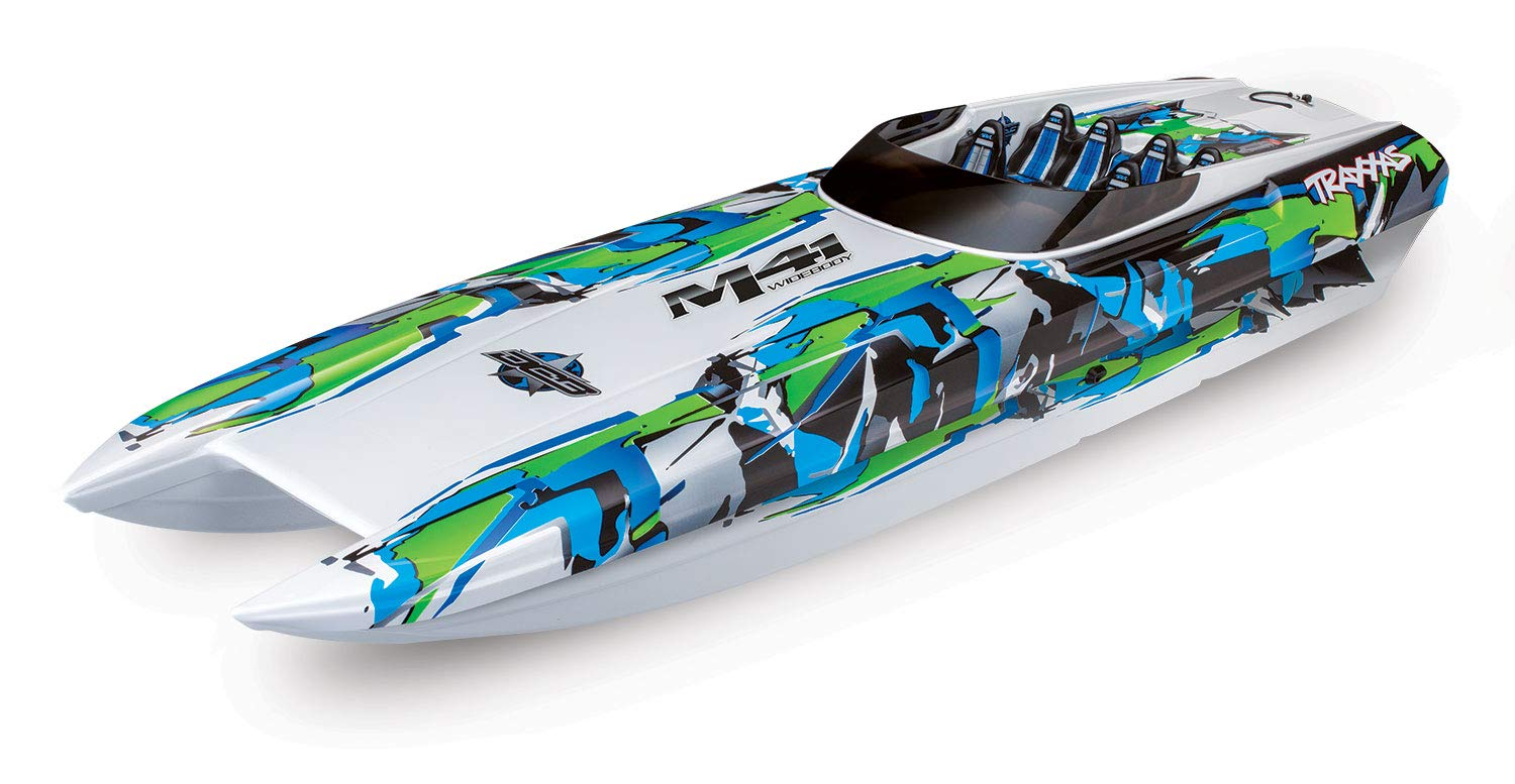 Traxxas DCB M41 Widebody Brushless RC Boat