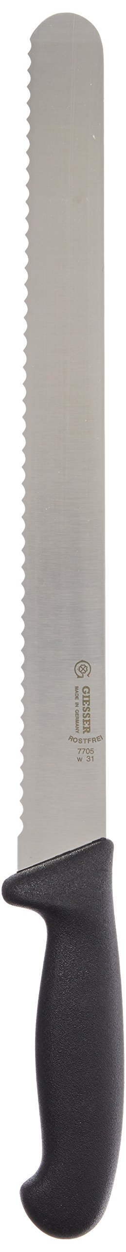 Giesser Messer 182121 Serrated Ham Knife