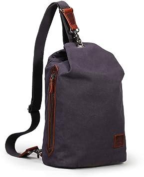 Unisex Messenger Bag Black White Numbers Website Shoulder Chest Cross Body Backpack Bag