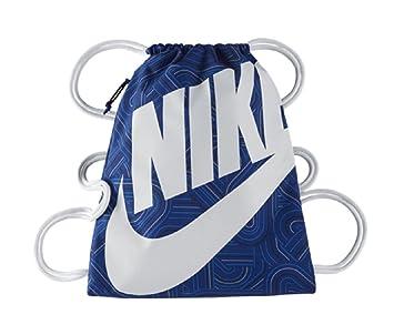 Amazon.com: Nike Heritage Special Edition Gym Sack Drawstring Bag ...