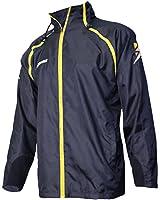 Zeus K-way Olimpo Blu-Royal Corsa Sport Uomo Pioggia Running jogging Allenamento Relax Calcio Calcetto Impermeabile Scuola Sport