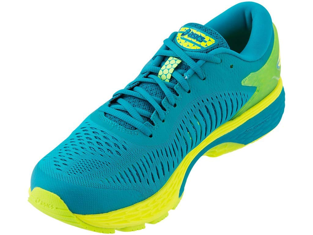 ASICS Men's Gel-Kayano 25 Running Shoes, 7M, Lagoon/DEEP Aqua by ASICS (Image #3)