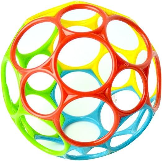 Zantec Bola colorée Molle juguetes Touch Bite pris mano Oball Ball ...