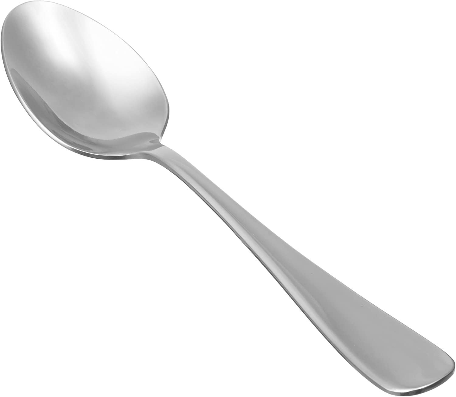 USA SELLER  12 PRIMA TEASPOONS  HEAVY WEIGHT 18//0 S//S FREE SHIPPING USA ONLY