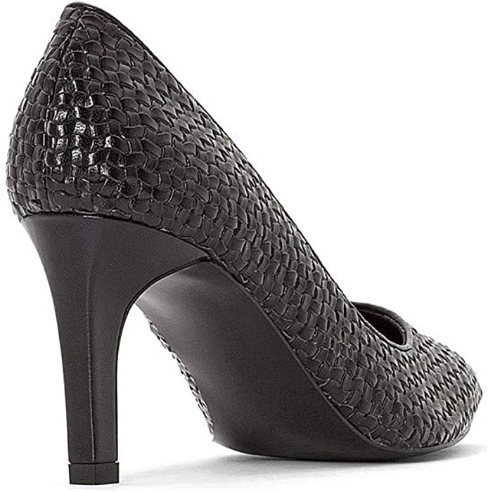 La Redoute Collections Womens Woven Stiletto Heels