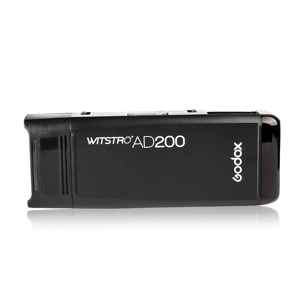 Godox AD200 TTL 2.4G HSS 1/8000s Pocket Flash Light Double Head 200Ws with 2900mAh Lithium Battery Flashlight Out Door Flash by Godox (Image #5)
