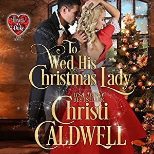 To Wed His Christmas Lady Audiobook