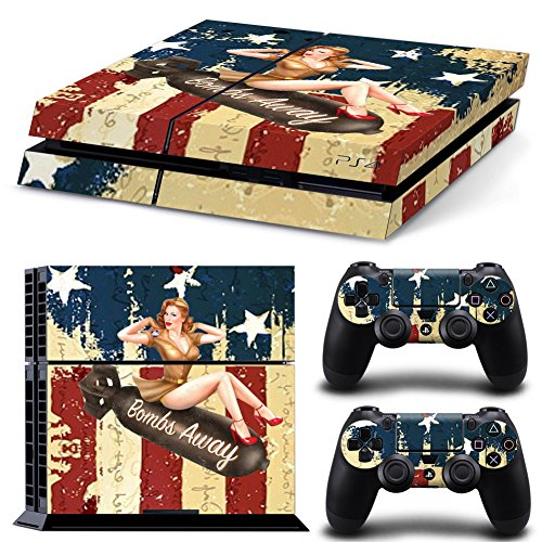 friendlytomato-ps4-console-and-dualshock-4-controller-skin-set-usa-flag-us-airforce-army-playstation