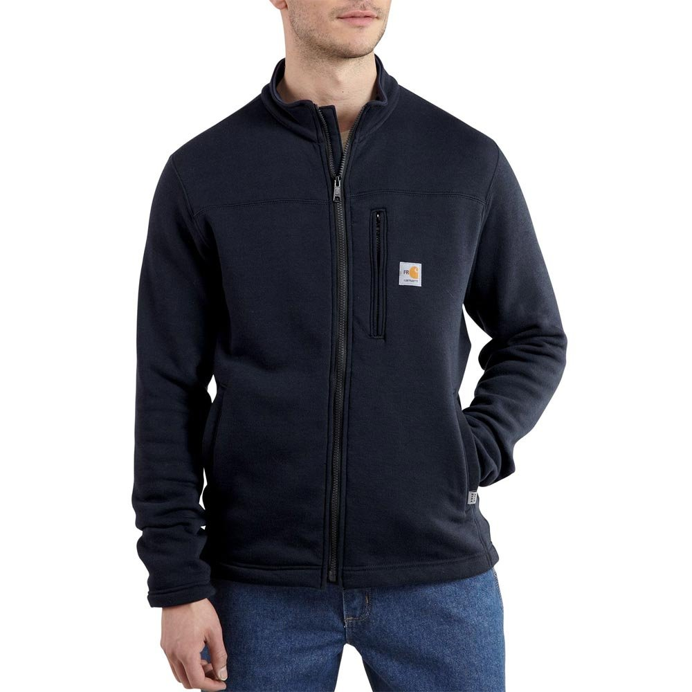 Carhartt Men's Flame Resistant Portage Jacket,Dark Navy,X-Large by Carhartt