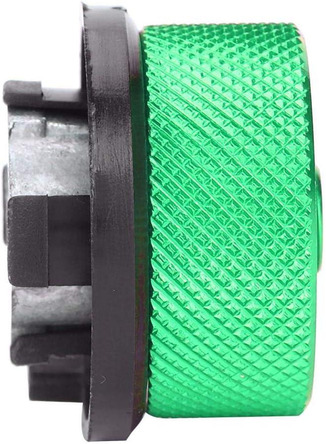 Jacksking Adaptador de la Estufa quemadores de la Estufa al Aire Libre Adaptador Tipo de Tornillo V/álvula del Conector del convertidor del Tanque de Gas