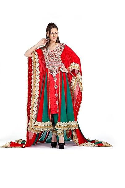 PalasFashion de seguridad para anclaje en kaftán camiseta interior para mujer árabe vestidos de damas de KKPF1042: Amazon.es: Ropa y accesorios