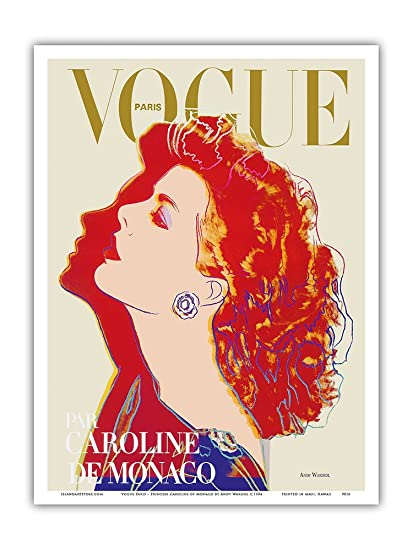 Vogue May 1941 Vintage Artwork Poster Fashion Style Cover 4 sizes available