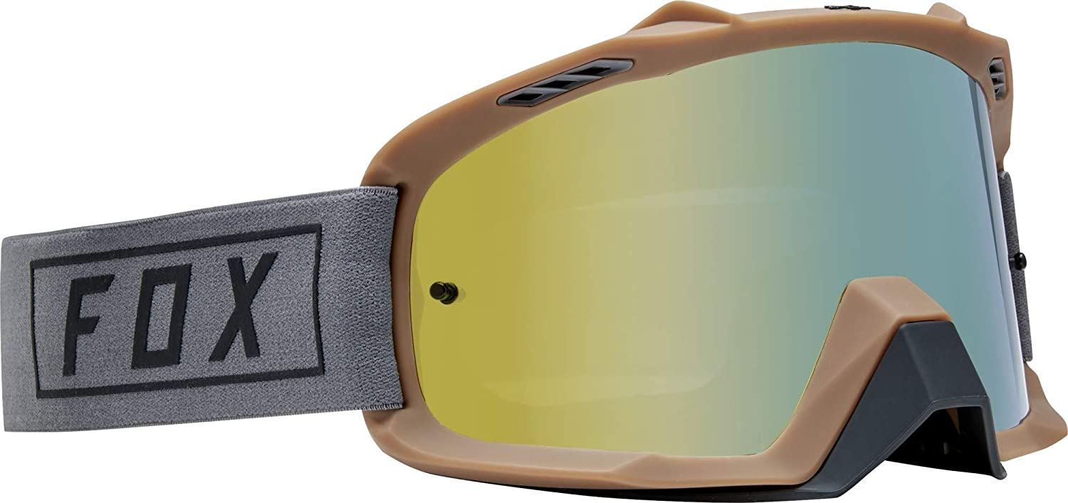 9579146710b 2019 Fox AIRSPACE GASOLINE Motocross Grey Youth Goggles with Spark Lens   Amazon.co.uk  Sports   Outdoors