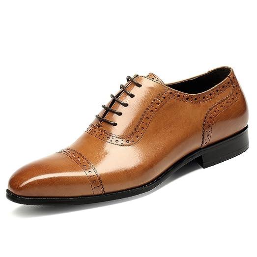 HANMCE 2017 New Loafer ShoesGenuine Leather Plain Round Toe Simple DesignLow Heel
