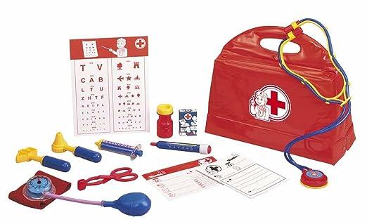 126 opinioni per Simba 105545506- Valigetta del dottore, 13 pezzi, colore: Rosso