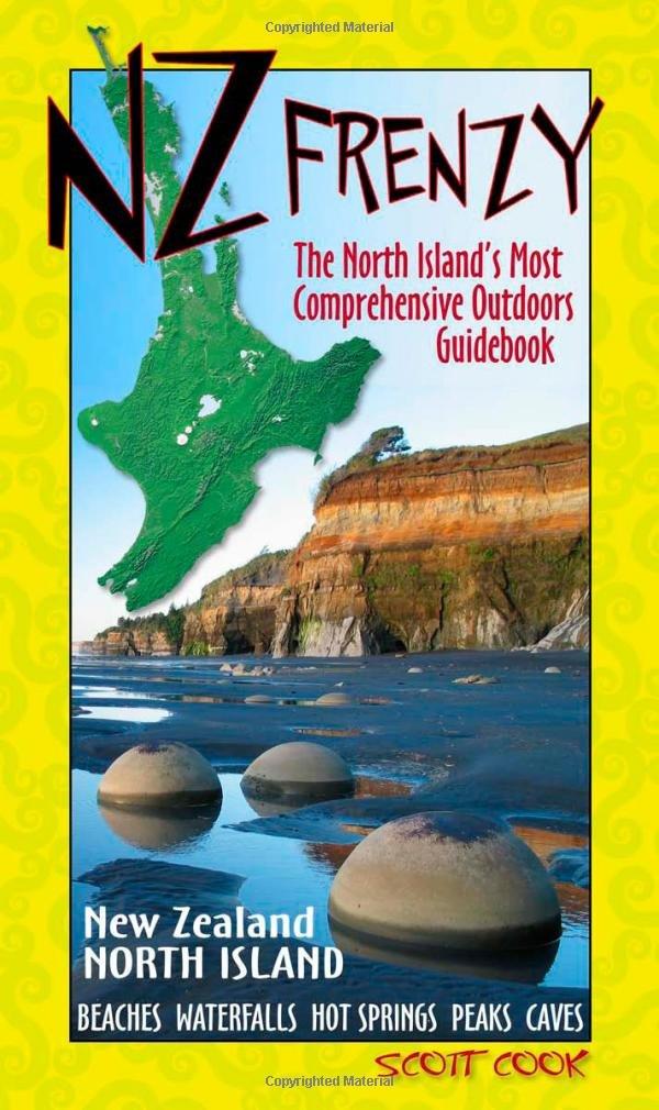 NZ Frenzy: New Zealand North Island