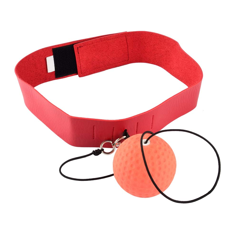 ZPALLASD Boxing Speed Ball Reaction Consciousness Training Punching Speed Ball Decompression Boxing Ball